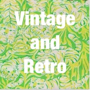 Vintage and Retro Clothing